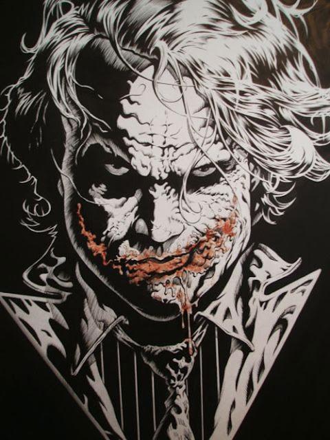 Ilustraciones del Joker 36