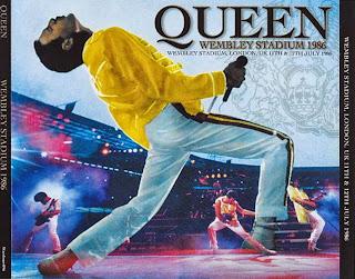 Queen - Wembley Stadium 1986