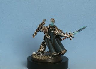 Lord Inquisitor Hector Rex (commission)