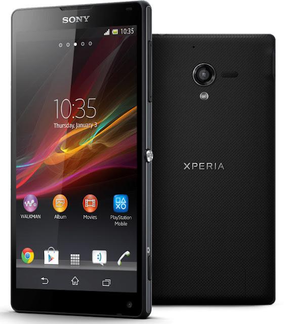 Spesifikasi dan Harga Sony Xperia ZL Mei 2015