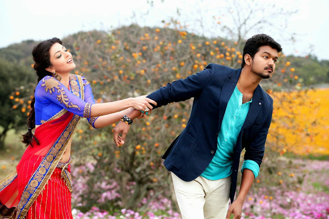 Jilla Telugu Movie HD Stills