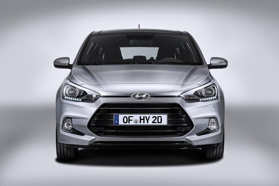 Hyundai i20 Coupe (2015) Front