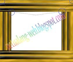 tutorial membuat frame bingkai pigura foto dengan photoshop dan edit foto prewedding dengan menggunakan photoshop