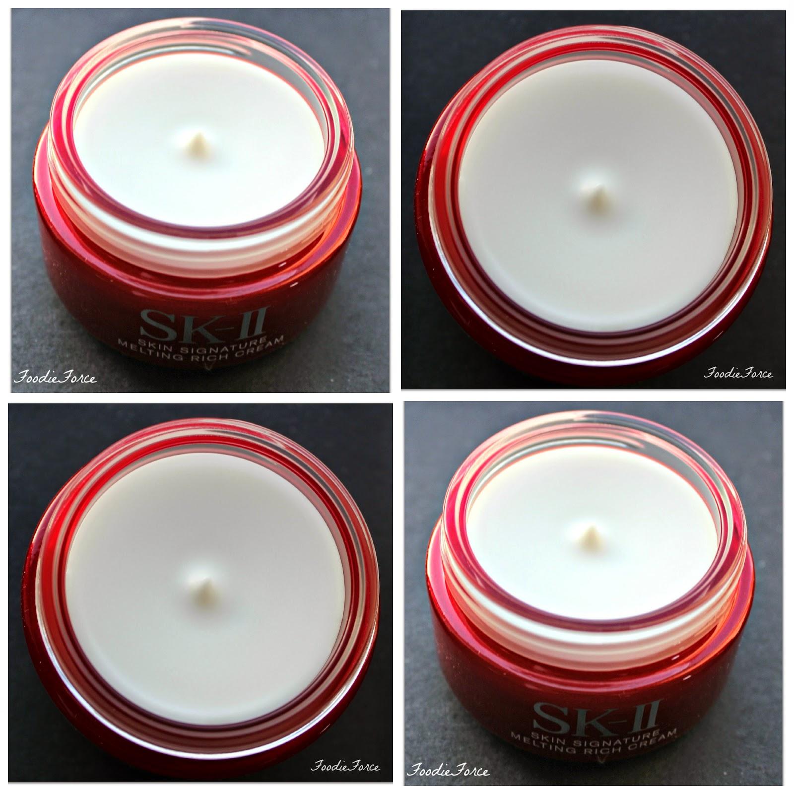 Skin Signature Melting Rich Cream - SK-ll