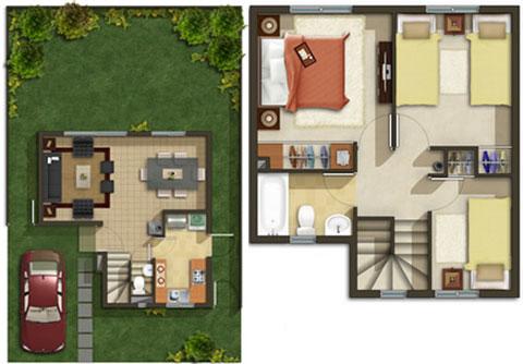 planos de casas venta