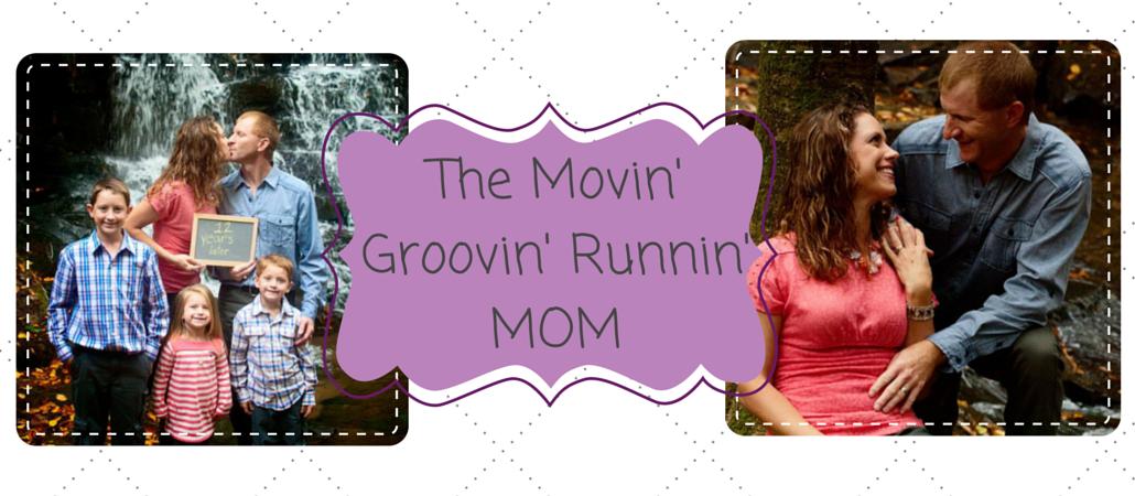 The Movin' Groovin' Runnin' Mom