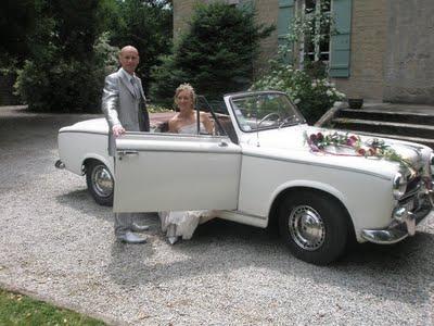 cabriolet peugeot 403 - Location Voiture Mariage Franche Comt