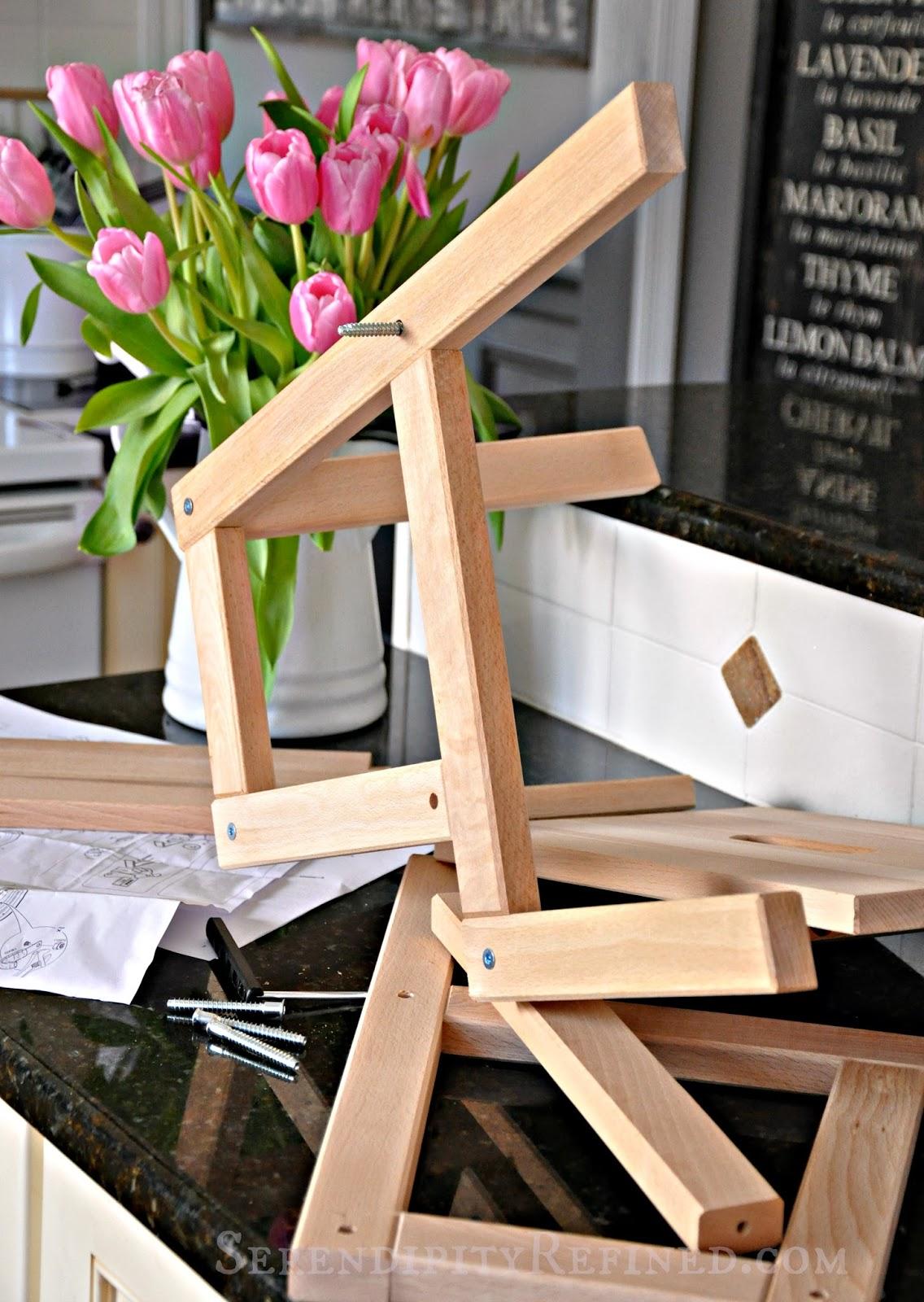 ikea hack dipped stool swap it like it39s