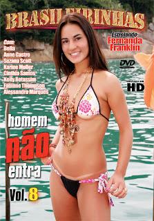 Capa do Brasileirinhas Homem Não Entra 8 (2013)filmes
