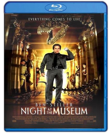 Una noche en el Museo 1 (2006) HD 1080p Latino