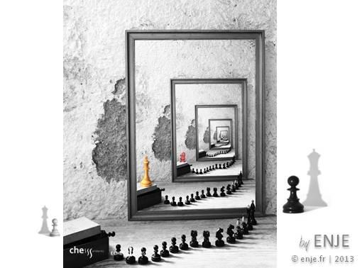 Le beau l 39 art conceptuel et le jeu d 39 checs for Art minimal et conceptuel