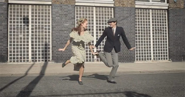 100 Years of London Fashion in 100 Seconds