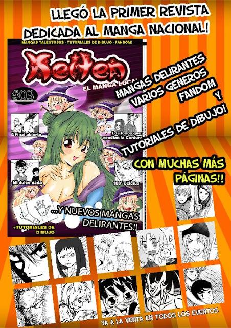 Revista keiten -argentina