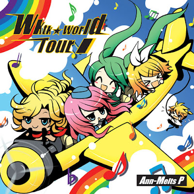 Wktk☆World Tour[2009][VARIOS][MU][Album] Wktk%25E2%2598%2586World+Tour