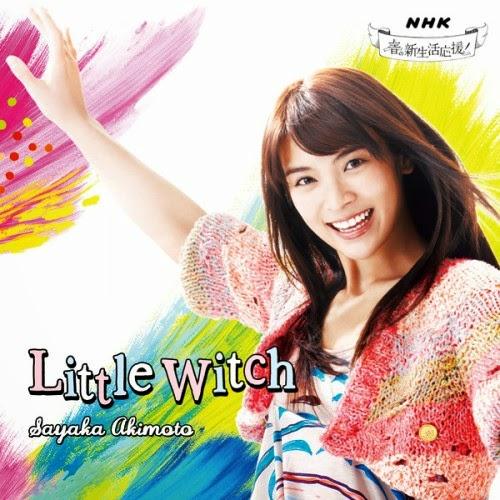 [Single] Sayaka Akimoto - Little Witch [2014.04.23] Sayaka