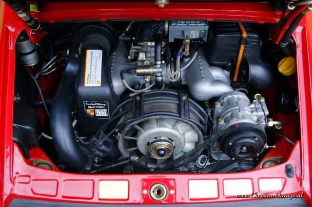 Porsche Carrera Engine Disassemble In 3 MinutesVideo