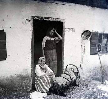 Albanska matka-Albanian mother (Croatia)