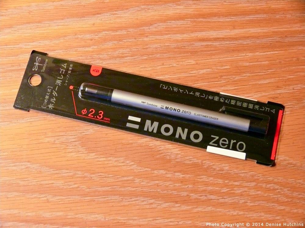 Mono Zero Eraser by Tombow
