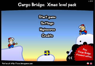 Cargo Bridge 2 Xmas Level pack