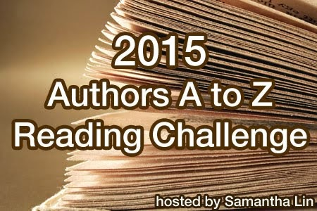 2015 A-Z AUTHOR CHALLENGE
