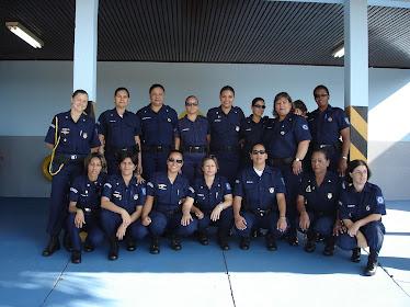 Grupamento Guarda Municipal Feminino