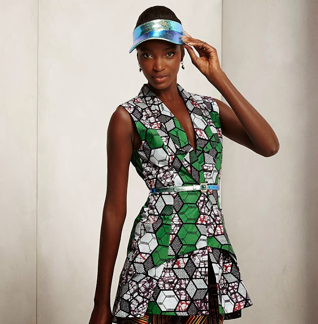 2015 Vlisco #Africanprint collection - Think.