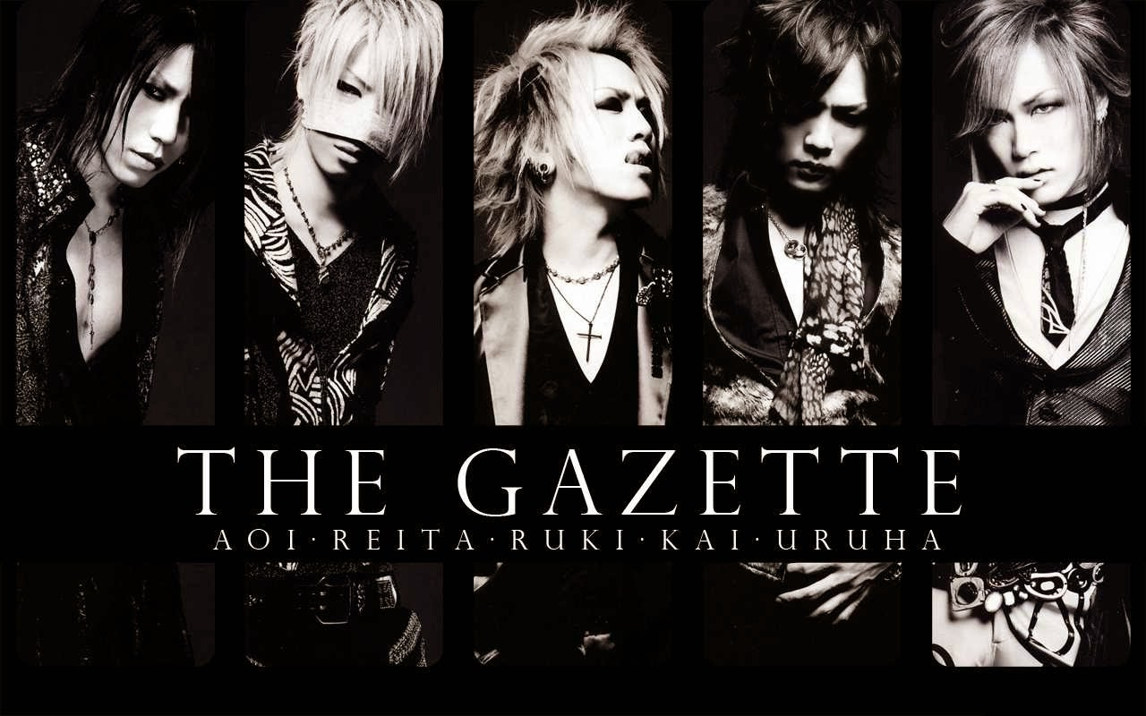 The GazettE wallpaper