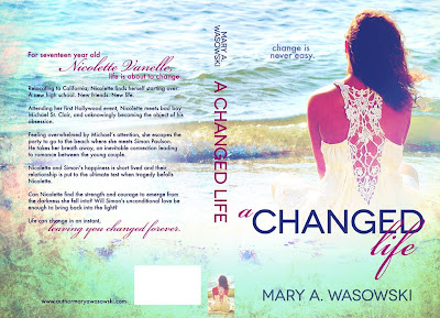 A Changed Life by Mary A. Wasowski Cover Reveal & Giveaway