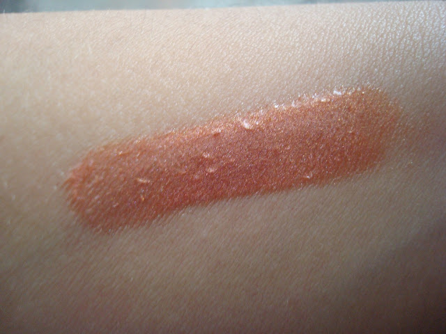MAC Hey, Sailor: Blessedly Rich Lipglass Swatch