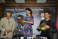 Deepika Padukone at the Stardust's latest issue launch
