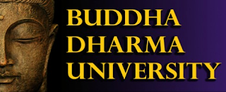 I am also an instructor at the online seminary, Buddha Dharma University