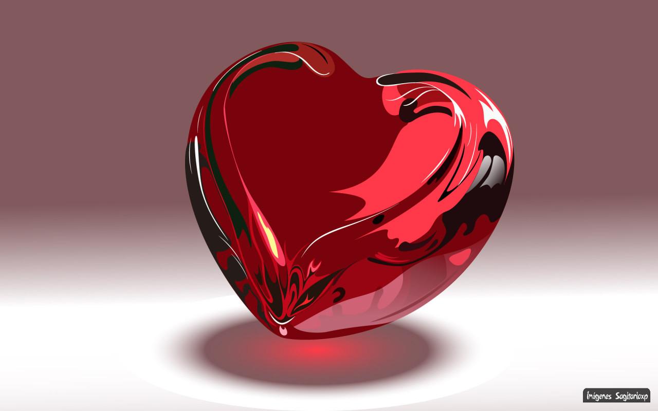 bellos corazones y hermosas rosas en movimiento  - Imagenes Corazones Con Flores