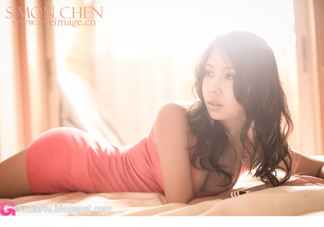 4 Wang Xin - Private Photo T-Very cute asian girl - girlcute4u.blogspot.com
