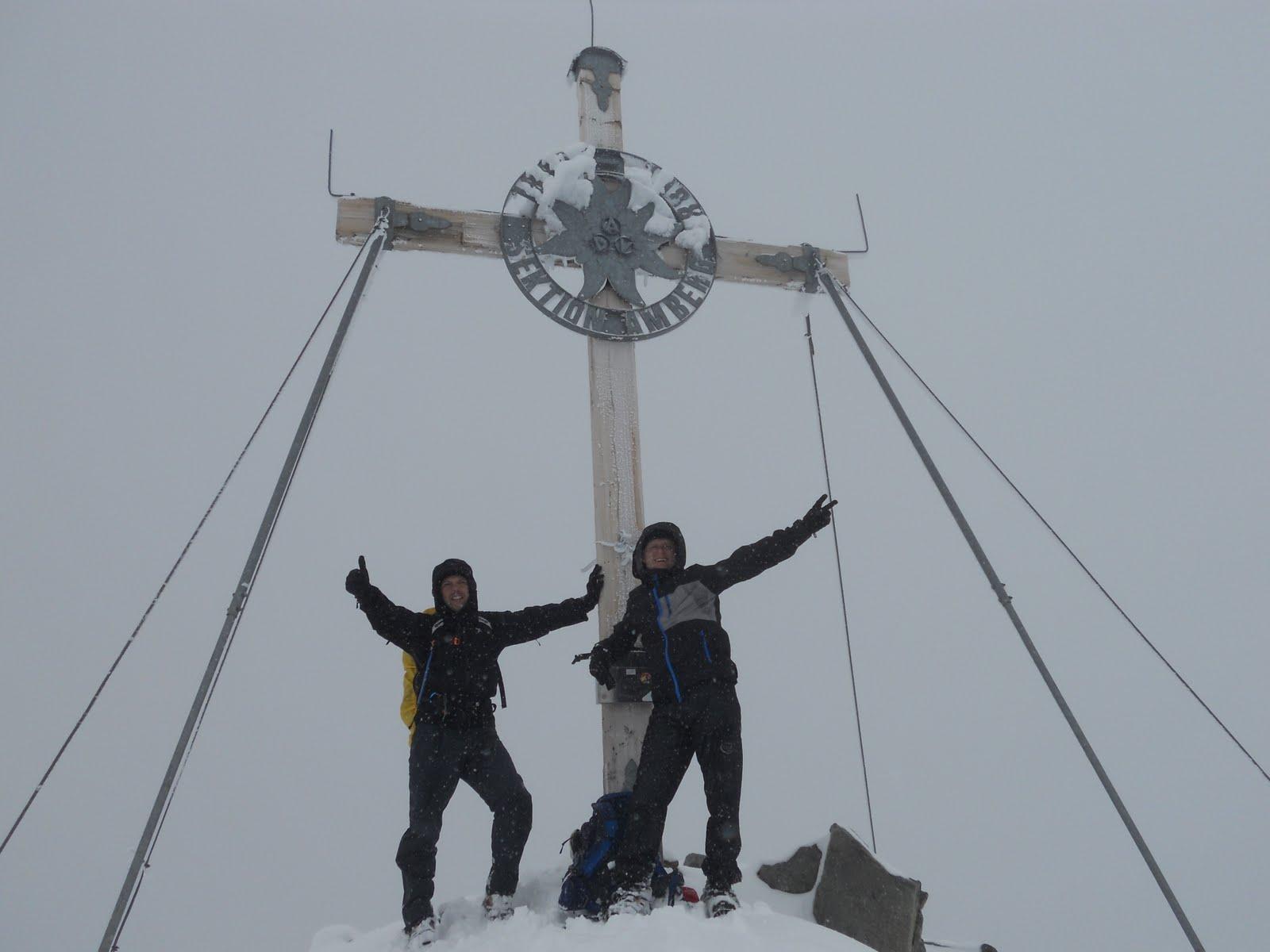 Klettersteigset Hervis : Der halltaler ist umgezogen: juli 2011