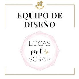 Diseño para Locas por el Scrap