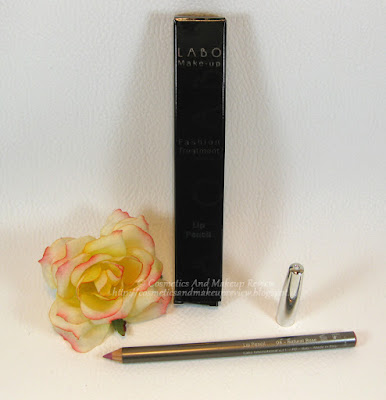 Labo Make-Up - Fashion Treatment Lip Pencil n° 04 - Natural Rose
