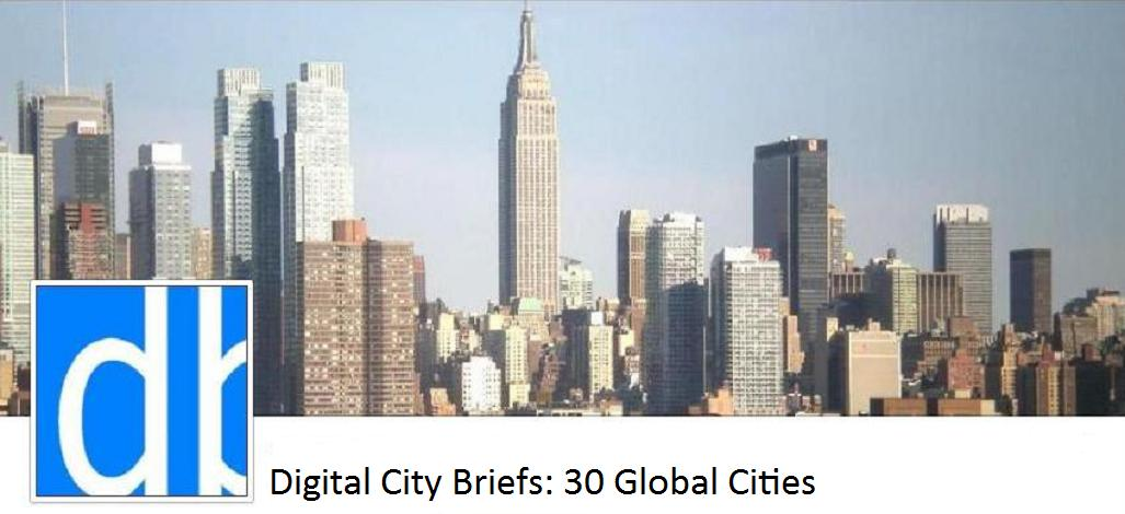 Digital City Briefs - 30 Global Cities