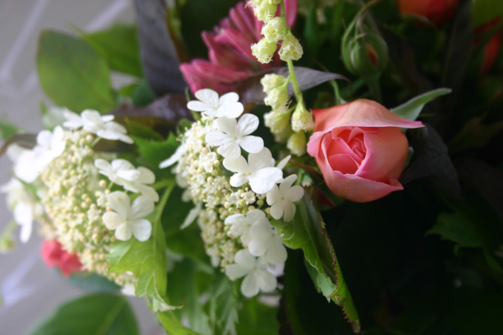 Eco Wedding Flowers by the Flower Farmer mon Farm Flowers