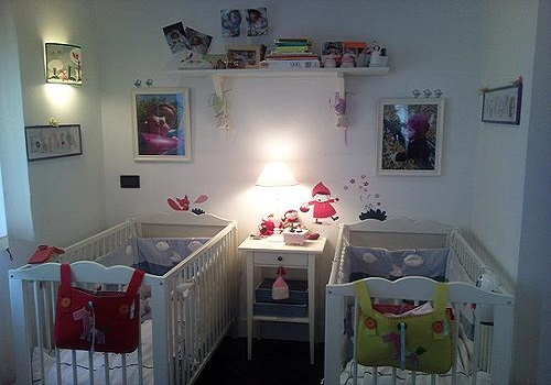 Décoration chambre bébé jumeaux - Bébé et décoration - Chambre ...