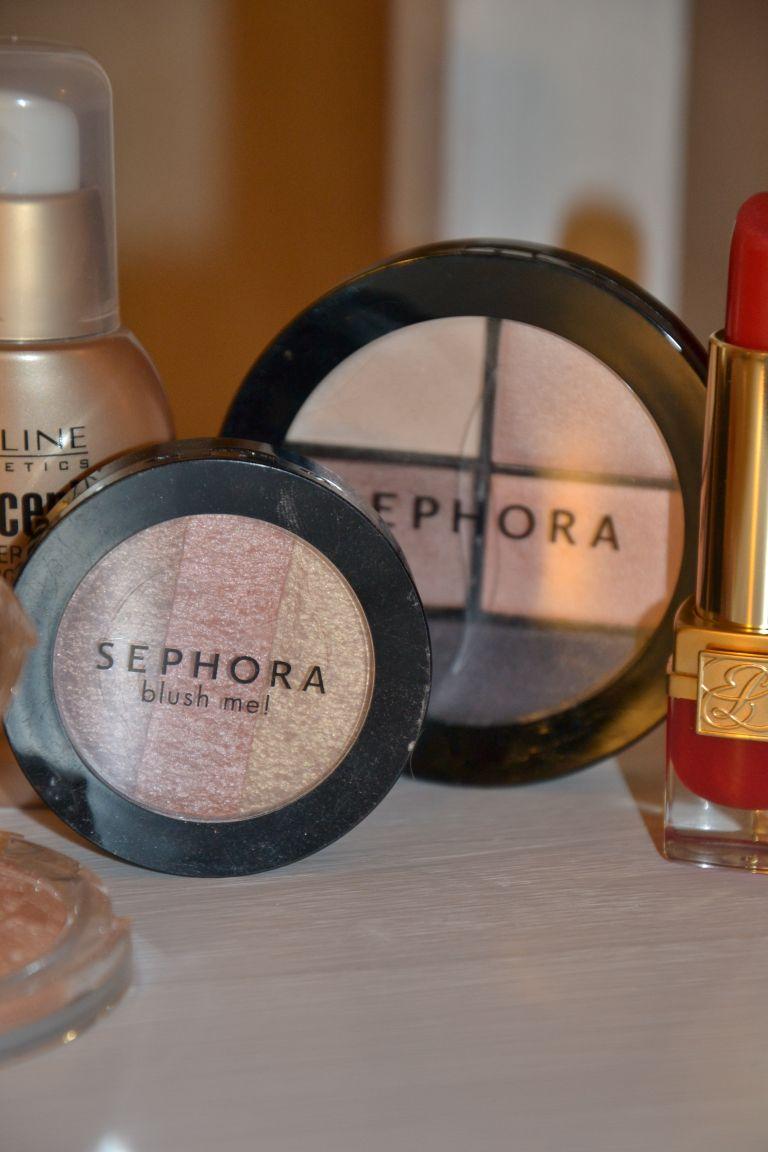 Sephora rozświetlacz