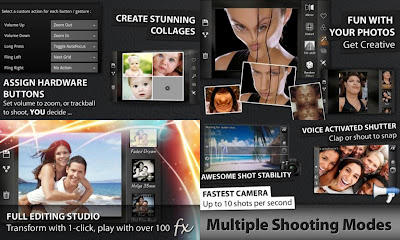 Camera ZOOM FX v4.1.1 Apk for Android