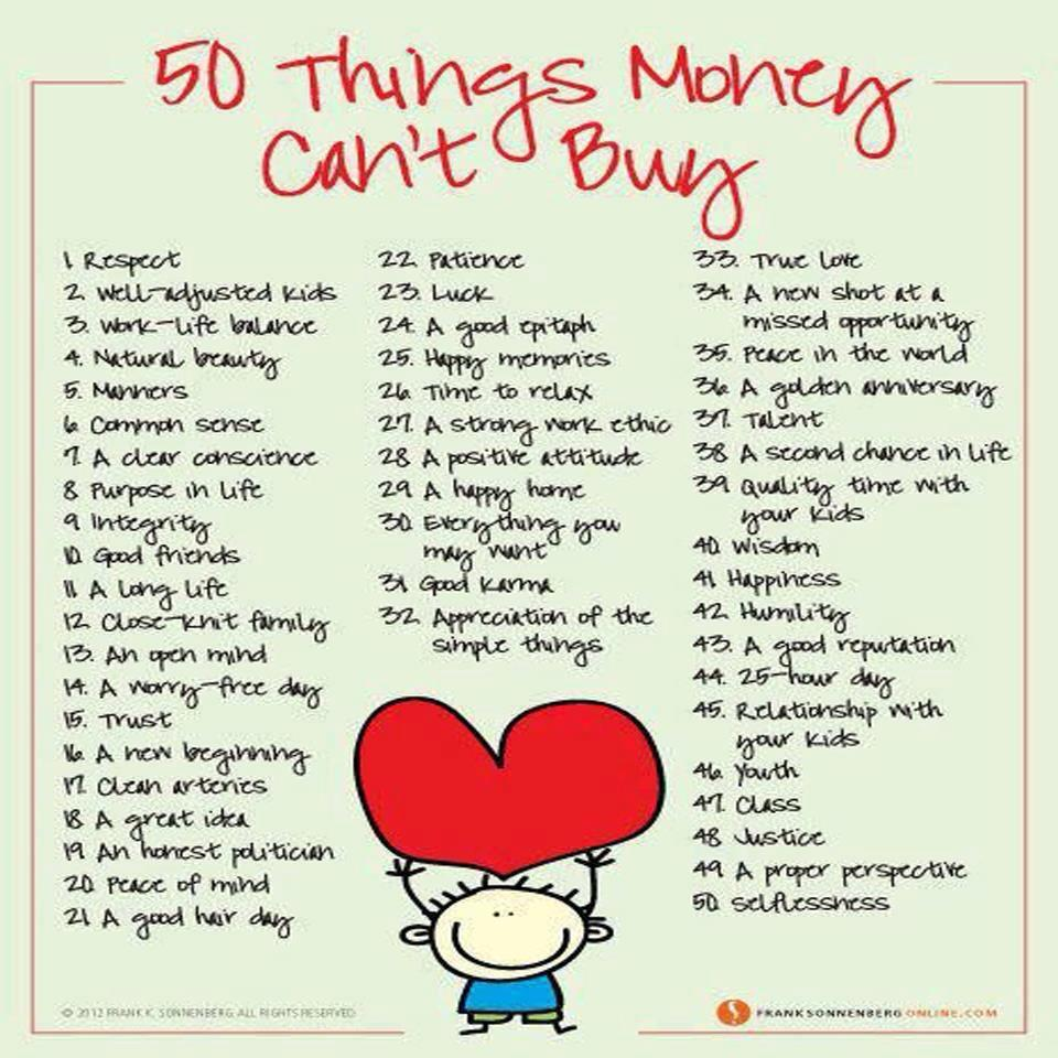 money can buy everything Lyrics to 'money can't buy everything' by brave combo i won't give you diamond  rings / won't give you expensive things / i won't give you fancy stones .