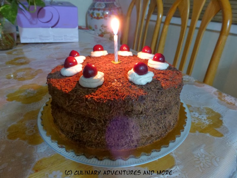 Culinary Adventures And More Baking Adventure Portal Cake And