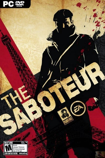 THE SABOTEUR Full Torrent İndir