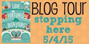 Love Fortunes And Other Disasters Blog Tour