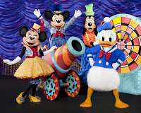 Del 11 al 14 de octubre de 2012 la magia de Disney en Sevilla en el pabellón de San Pablo