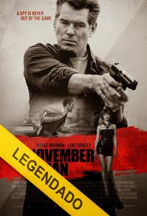 O Homem Novembro – Legendado