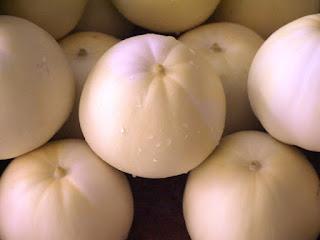 白玉蜜香瓜