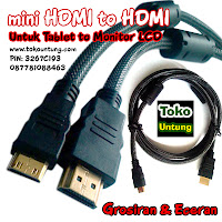Jual kabel Mini HDMI