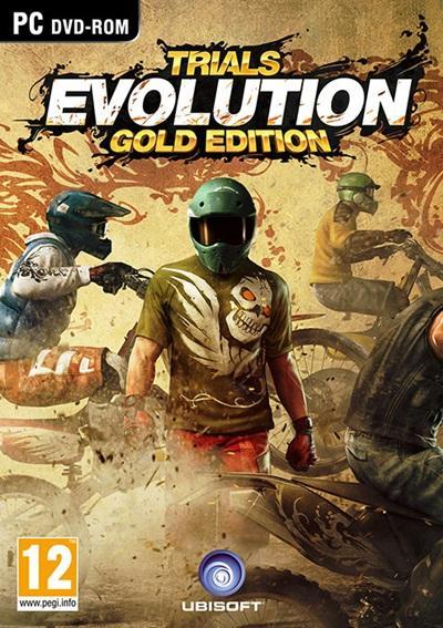 Trials Evolution Gold Edition PC Full Español